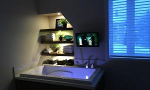 Rénovation d'une salle de bain et d'un salon